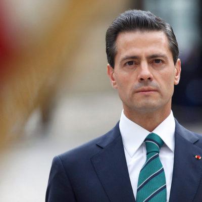 Aprobación de EPN en niveles negativos; un peligro para México | Por Raúl Caraveo Toledo