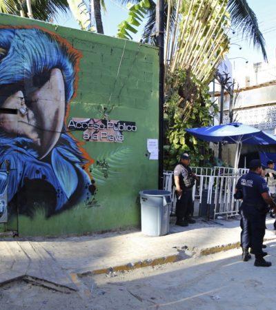 NARCOTRÁFICO, LA LÍNEA MÁS SÓLIDA DEL ATAQUE EN EL BLUE PARROT: Admite Fiscal que venta de drogas o derecho de piso están tras el 'baño de sangre' en Playa