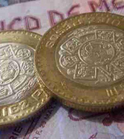 Entra en vigor salario mínimo de 80.04 pesos diarios en México