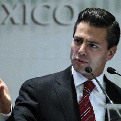 """""""COMPRENDO EL ENOJO"""": Dice Peña Nieto que """"comparto la molestia"""" por el gasolinazo, pero asegura que era un medida obligatoria"""