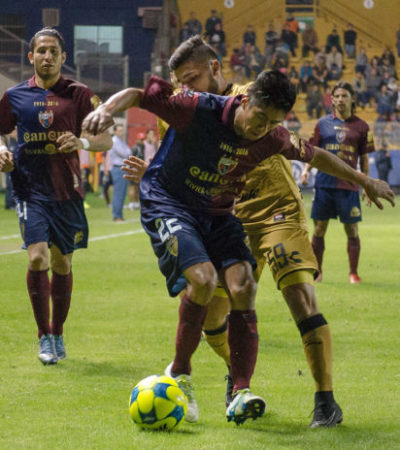 EL POTRO SALE DE PESCA Y COBRA VENGANZA: Atlante gana 4-2 a Dorados y es líder del Torneo de Clausura