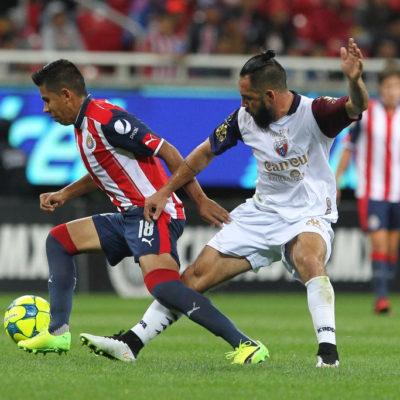 Mantiene Atlante el invicto al empatar contra Chivas y sigue de líder del Grupo 6