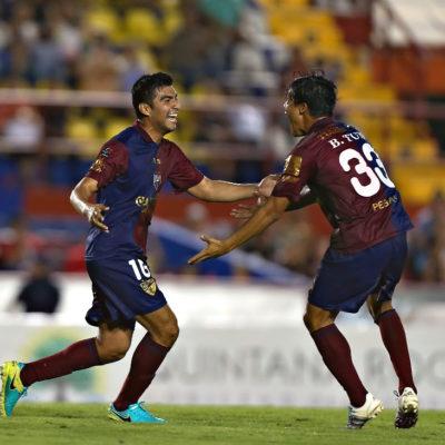 TIENE ATLANTE SU DÍA DE REYES: Vence 2-0 a Oaxaca con goles de Prono y Marroquín