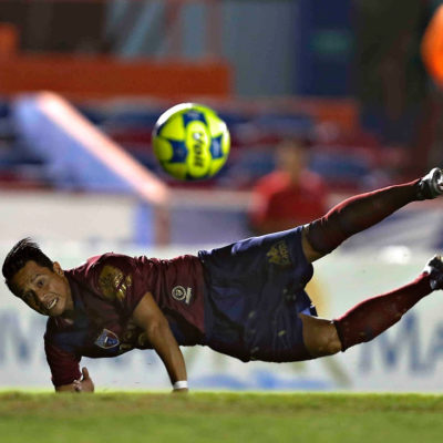 Los Potros ganan con gol de vestidor de Paul Uscanga a Zacatepec 1-0