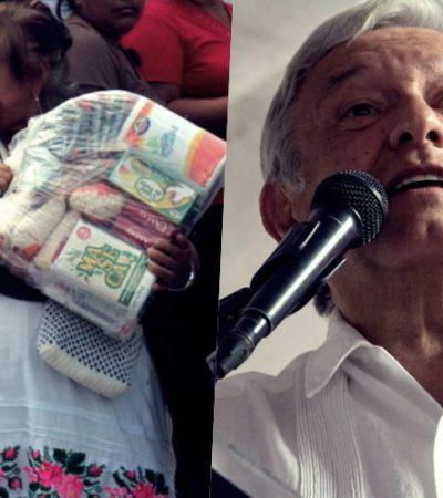 ARRANCA EL 2018: La batalla entre las despensas del 'Verde' y el carisma de AMLO marcarán la nueva ruta electoral