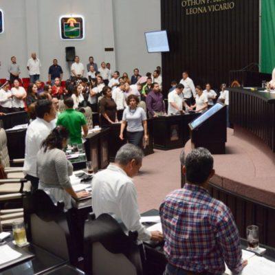 BALCONEAN A DIPUTADOS DE QR: Los del PRI y del PVEM, los más faltistas e improductivos, documenta Observatorio Legislativo
