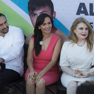 Inaugura Laura Fernández la red de apoyo al emprendedor en Puerto Morelos