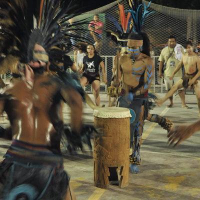 Promueve comuna actividades culturales, artísticas y deportivas en Puerto Morelos