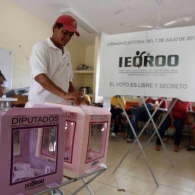 Publica INE Quintana Roo escenario final de redistritación que contempla la creación del Distrito 04 en Cancún y Puerto Morelos