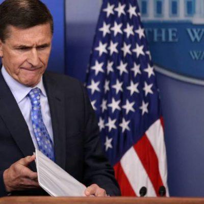 Renuncia asesor de seguridad nacional de Trump tras escándalo por cercanía con Rusia