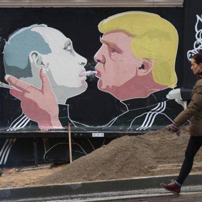 Ponen en aprietos a Trump por filtraciones de nexos de miembros de su campaña con los rusos