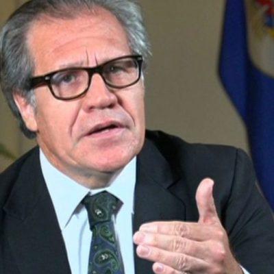 Ahora Cuba le niega la entrada al secretario general de la OEA, Luis Almagro