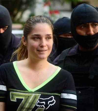Arrestan en El Salvador a presentadora de TV ligada a los cárteles mexicanos del Pacífico y del Golfo