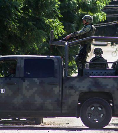 CAE 'PANCHO CHIMAL' EN SINALOA: Capturan a jefe de sicarios del hijo de 'El Chapo'