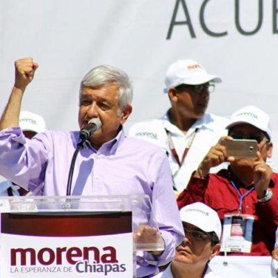 Rompeolas: Refuerzos y confrontación en Morena