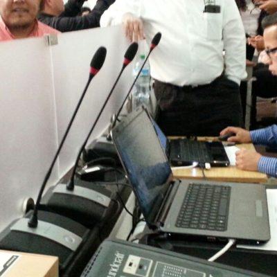 SE MODERNIZA EL CONGRESO: Invierten 4.2 mdp para implementar el voto electrónico en la XV Legislatura de QR