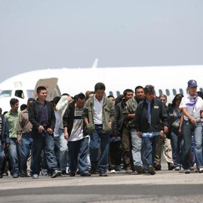 Pretende EU usar a México como patio trasero para expulsar a inmigrantes de cualquier nacionalidad