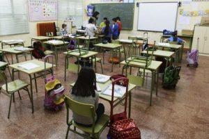 Ausencia de estudiantes en escuelas que decidieron trabajar el lunes de Carnaval