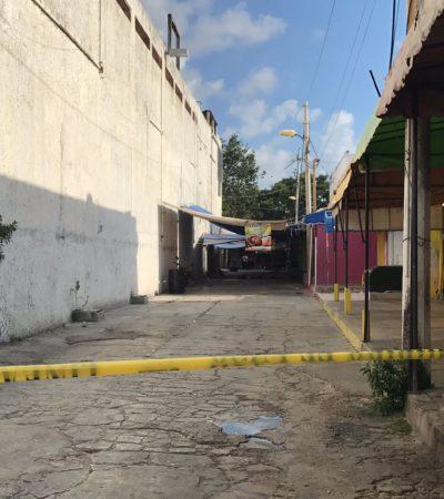 SIGUE LA OLA DE VIOLENCIA EN CANCÚN: Tras ejecución en Plaza Solare, un presunto asalto deja un muerto y dos heridos en el Mercado 28
