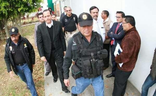 Por enriquecimiento ilícito, detienen a ex secretario de Seguridad Pública durante el gobierno de Javier Duarte en Veracruz