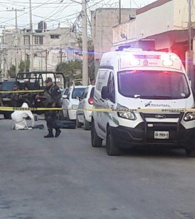 HALLAN A DESCUARTIZADO EN LA REGIÓN 95: Ejecutan a una persona y abandonan sus restos cerca de la Gran Plaza de Cancún