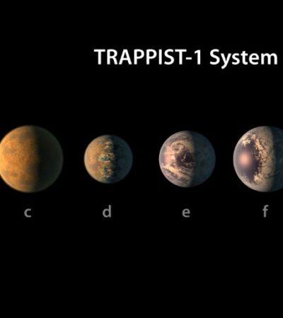 ¿MILLONES DE 'TIERRAS' POR DOQUIER?: Revelan existencia de un sistema solar con 6 planetas similares al nuestro que podrían albergar agua líquida