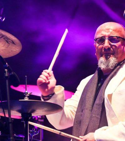 PENA Y PESAR… SE FUE UN AMIGO DE PLAYA DEL CARMEN: Muere Fernando Toussaint, músico y director del Festival de Jazz de la Riviera Maya