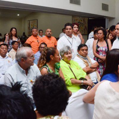 Escucha Gobernador a la gente y dice que así se atenderá la desigualdad en Quintana Roo