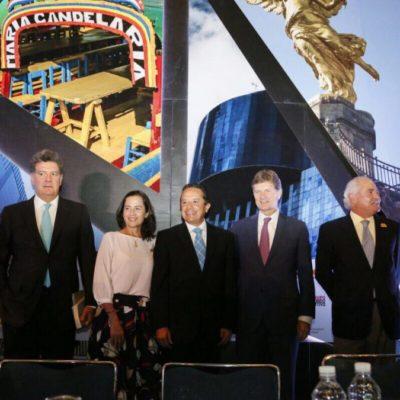 VA CARLOS A FORO NACIONAL DE TURISMO: Propone Gobernador crear cadenas contra la desigualdad a partir del turismo en la Península de Yucatán