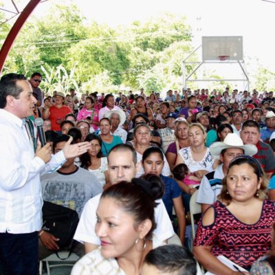 Reviven programa de vivienda rural e indígena en QR; construirán 500 casas