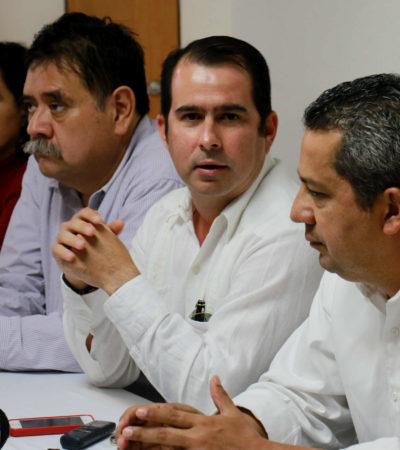 Advierte Jorge Aguilar que narcotráfico desafía a Quintana Roo
