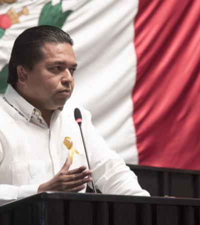 AUDITOR CHUECO: Turna Congreso a juzgados, informe sobre irregularidades en designación de Javier Zetina al frente de la Aseqroo
