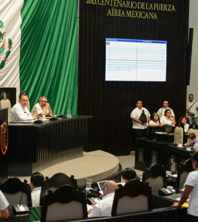 Entrega Congreso en tiempo y forma la cuenta pública 2016