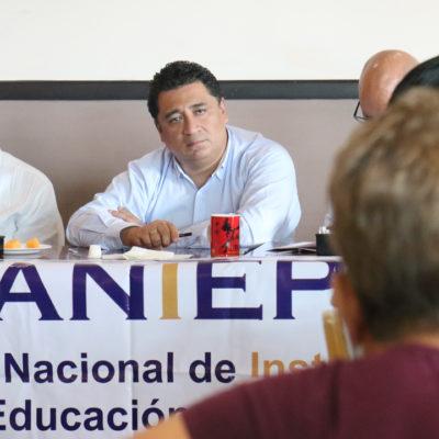 Pide la ANIEP al Congreso cerrarle el paso a escuelas sin reconocimiento oficial