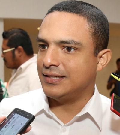 Rechaza Raymundo King que el PVEM les esté comiendo el mandado al PRI