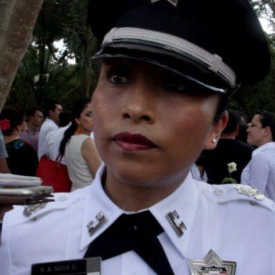 Pide coordinadora de la Policía Federal que la autoridad estatal haga la parte que le corresponde para reforzar seguridad