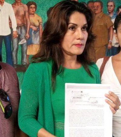 Reitera Consejo Nacional Ciudadano reclamo contra diputados