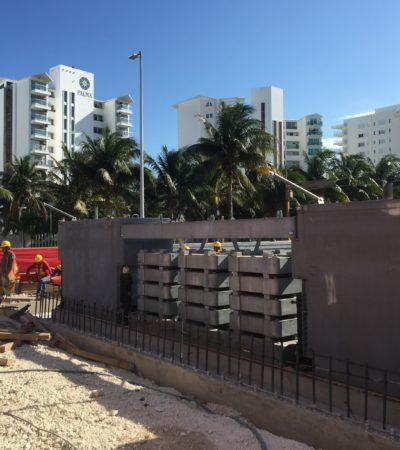 Admiten autoridades que rueda de la fortuna del 'Party Center' en Cancún no tiene permisos, pero rechazan clausurar