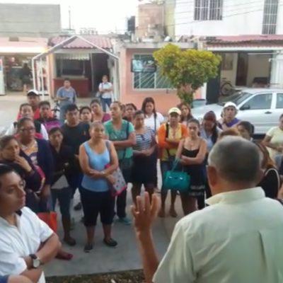 Conflicto en escuela de Barrio Maya de Cancún amaina con reubicación de director y maestros denunciados por presuntos abusos y excesos