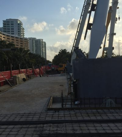 DIVIDE OPINIONES LA 'GRAN RUEDA': Coinciden en necesidad de atender el problema de movilidad en el corazón de la Zona Hotelera de Cancún
