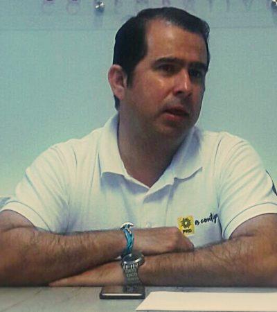 ENTREVISTA | El PRD tiene que trabajar por la población y no distraerse en reyertas internas: Jorge Carlos Aguilar