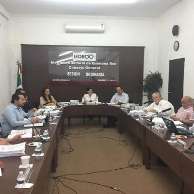 Iniciará Ieqroo revisión de Ley Electoral de Quintana Roo