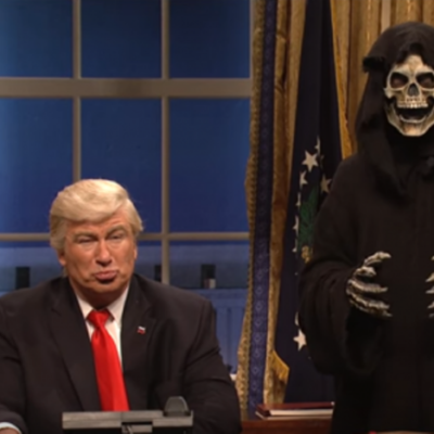 Saturday Night Live y la parodia de las llamadas telefónicas de Trump a Peña, Turnball, Angela… (video subtitulado)