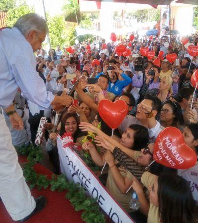"""""""CREO EN EL PERDÓN"""": Abre AMLO las puertas de Morena a los 'arrepentidos' del partido que sea aunque hayan aprobado el gasolinazo"""