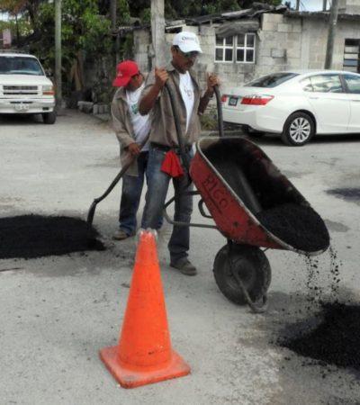 Prevé Remberto Estrada que el 2017 sea el año de la obra pública para los cancunenses