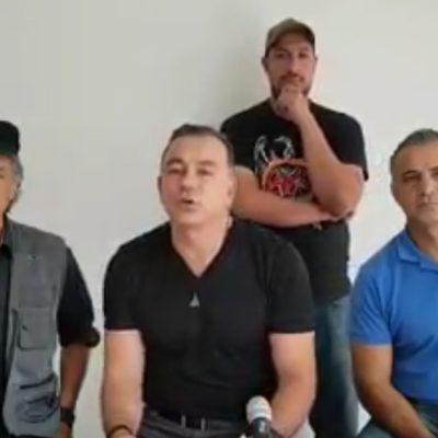 Acusa empresario amenazas por denuncias a borgistas