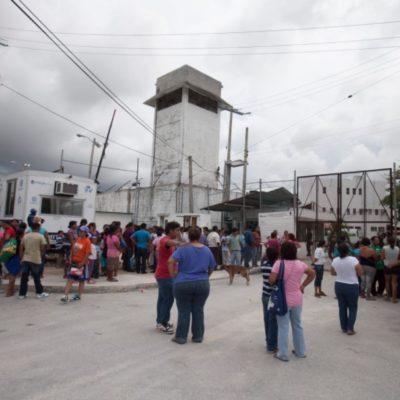 Mejoran condiciones en cárceles de QR… pero siguen en niveles de reprobación