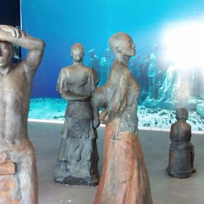 Museos subacuáticos son promoción, no competencia