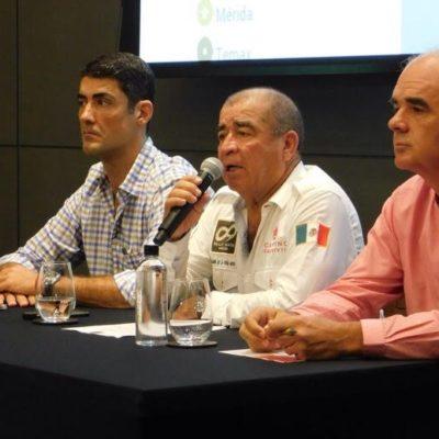 Anuncian Rally Maya 2017 en Campeche, Yucatán y Quintana Roo