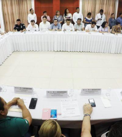 Presenta Alcalde Plan Municipal de Desarrollo 2016-2018 para Benito Juárez